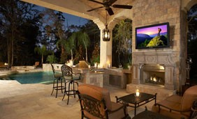 Setting Up an Outdoor Theater at your Home
