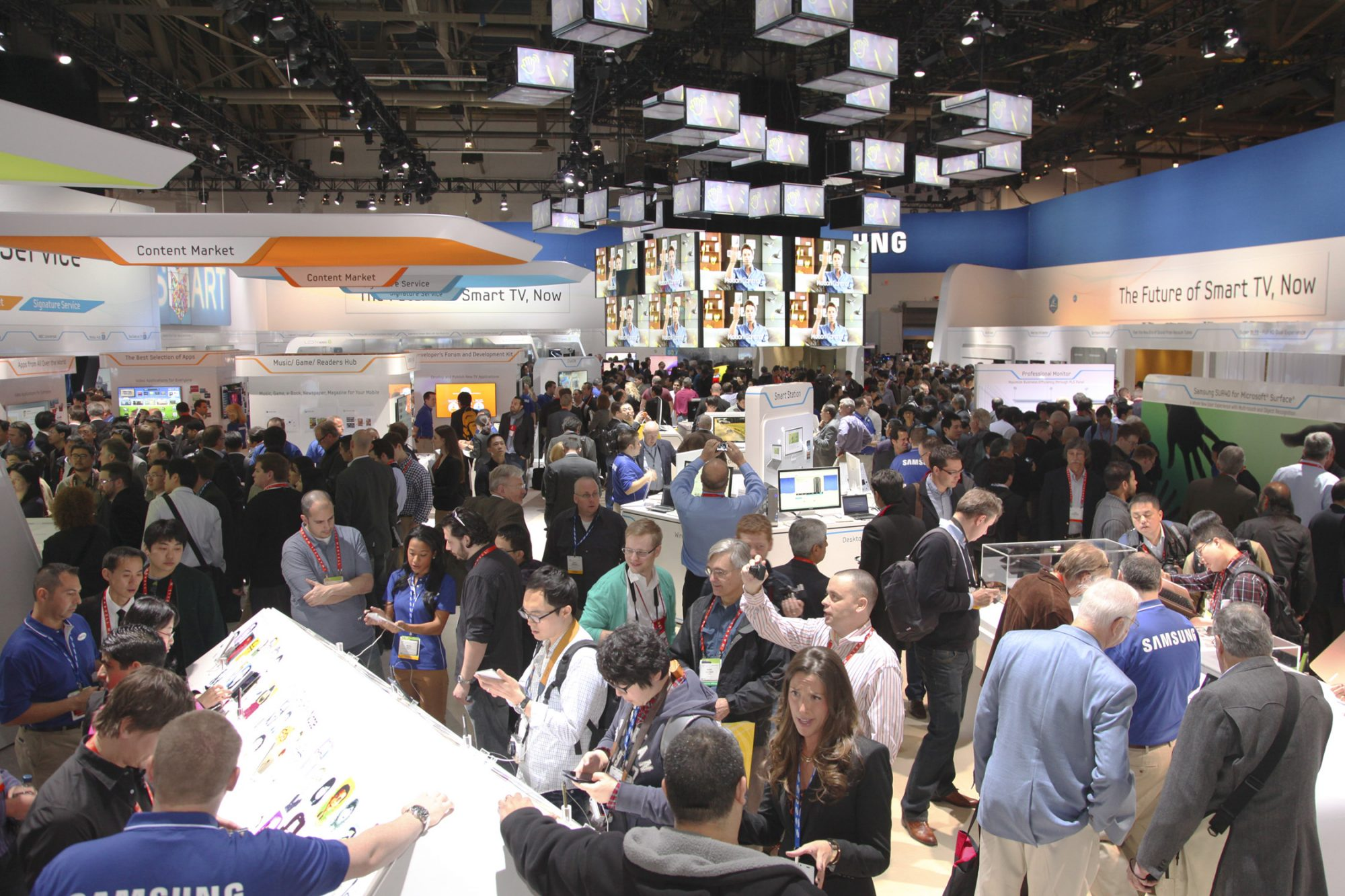 "CES 2012: Connectivity and ""Smart"" Electronics"