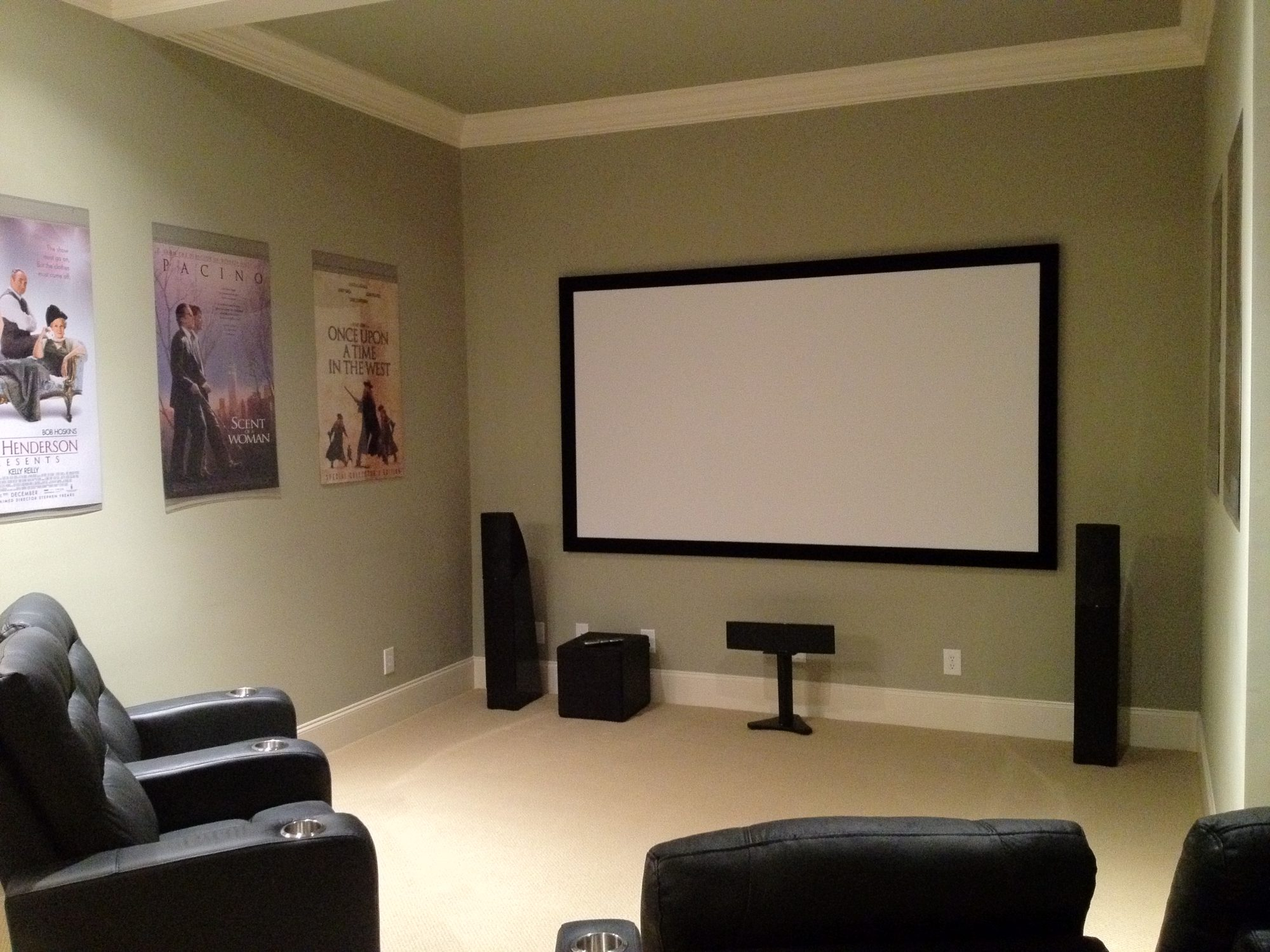 Home Theater Solutions Installation Spotlight – June 2012