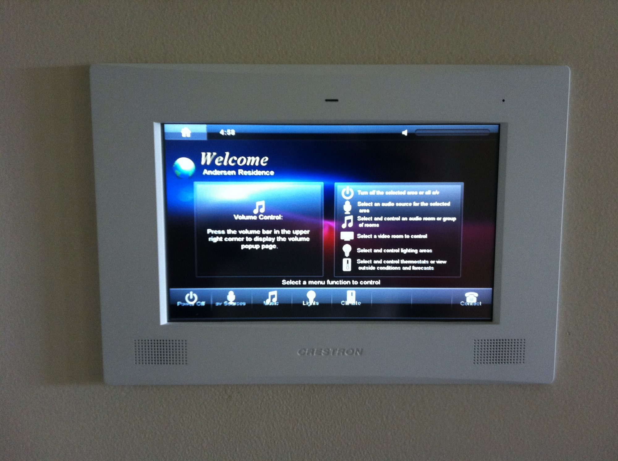 """Fully-Automated """"Smart"""" Home in Charlotte, NC"""