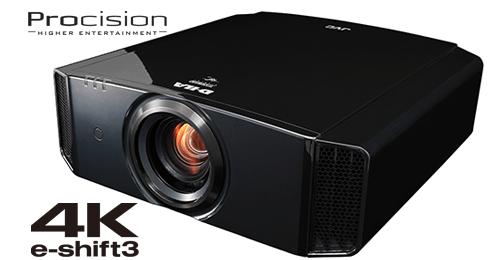 4K Projectors from JVC