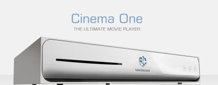 Kaleidescape Cinema One Media Server