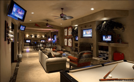The Basic Components of a Home Theater System