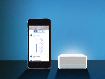 Caseta Wireless Dimmers, Smart Bridge & App by Lutron