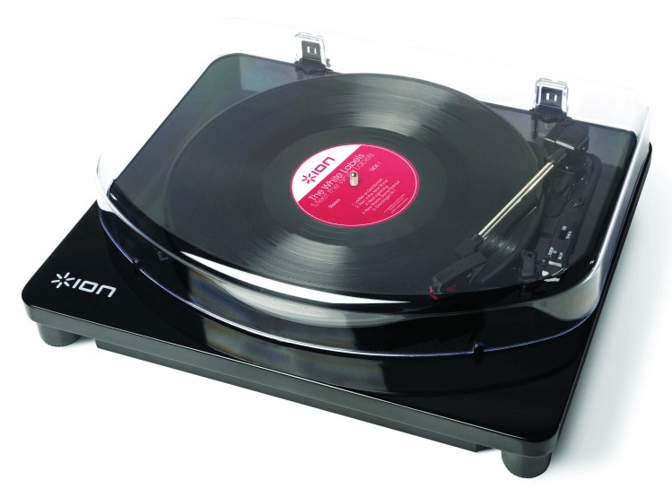 ION Air AP Bluetooth Turntable for Vinyl