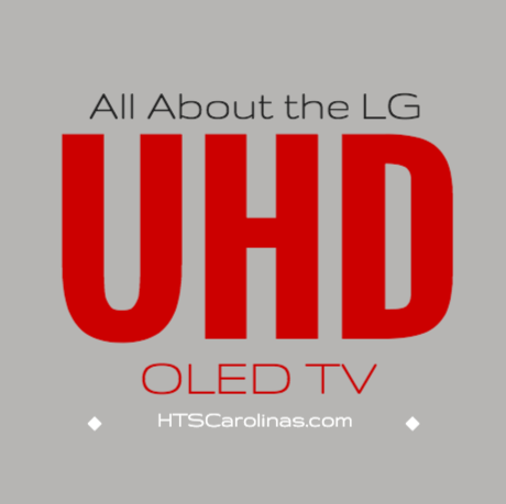 UHD OLED TV from LG
