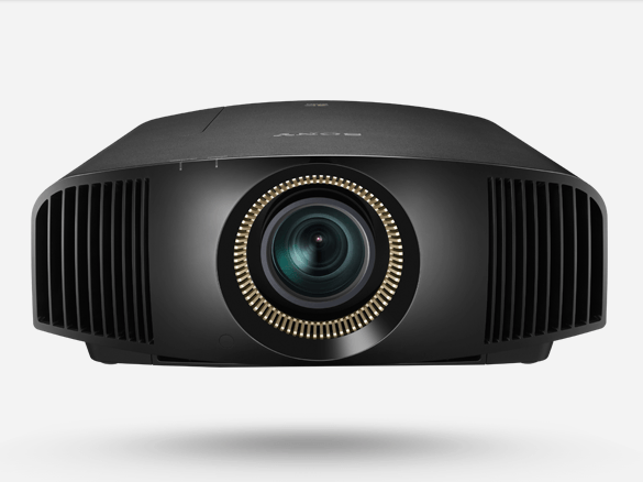 Sony's VPL-VW350ES 4K SXRD Projector