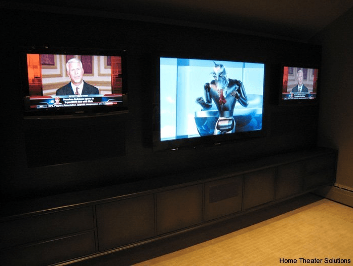 Adding Multiple Screens in Your Home Theater