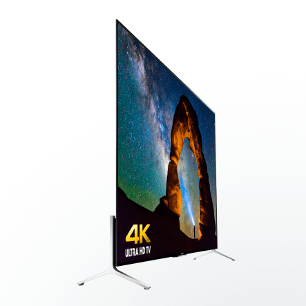 Sony's at the Top of the 4K Game!