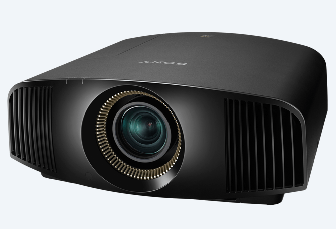 Sony 4K Projectors: 665ES & 365ES