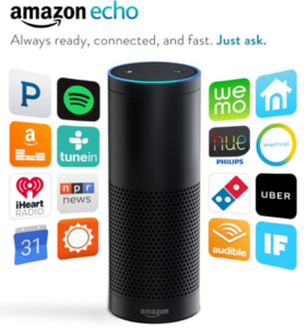 Amazon Echo Speaker Voice Assistant