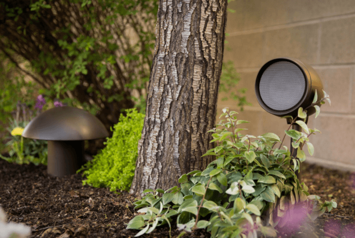 Triad Garden Array Speakers