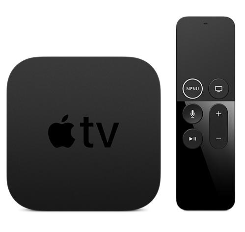 The New Apple 4K TV