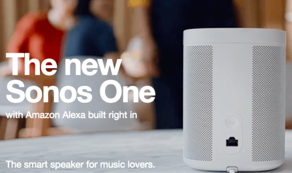 Do you know Sonos?