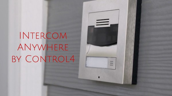 Intercom Anywhere Smart Doorbell