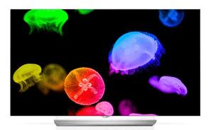 LG EF9500 Flat OLED 4K TV