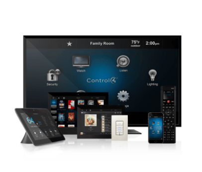 Control4 Home Automation System
