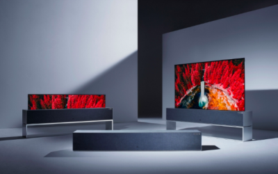 CES 2019 TVs on the Horizon