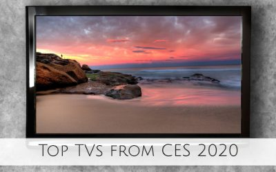 Top TVs from CES 2020