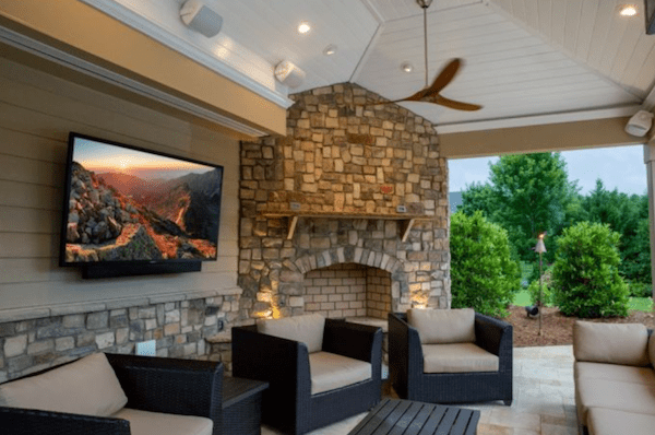 SunBrite Veranda Series Outdoor TV