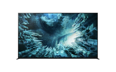 8K Resolution and Sony TVs
